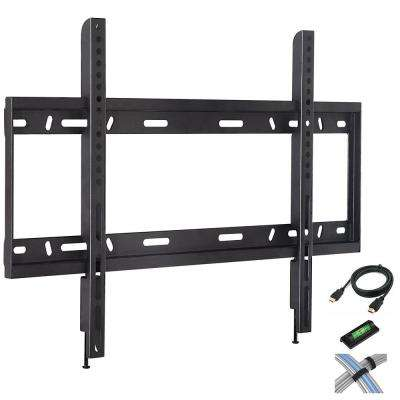 Low Profile Fixed TV Wall Mount