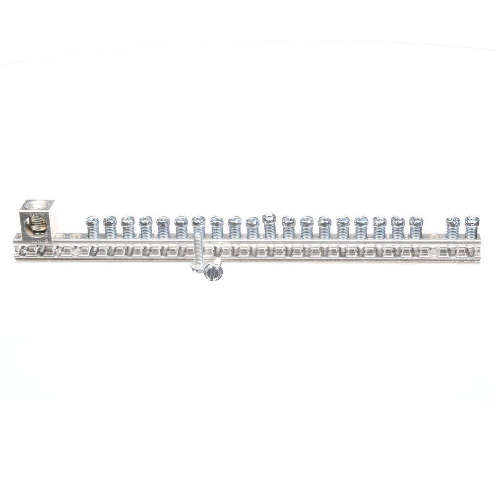 21-Position Ground Bar Kit
