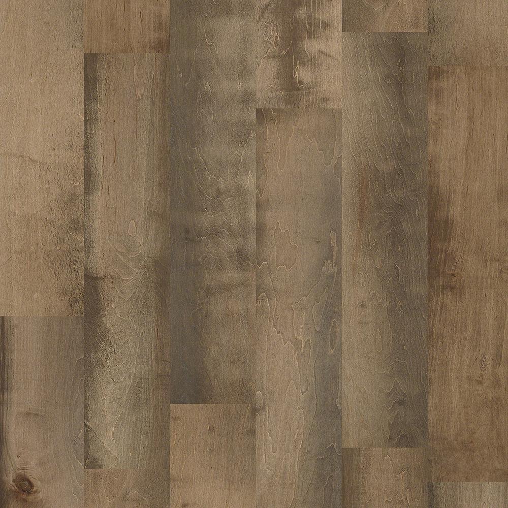 Shaw Flooring Wood Tile: Major Event Maple Raven Rock