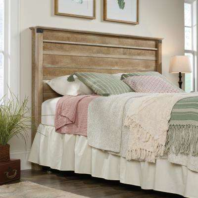 Carson Forge Lintel Oak Full/Queen Headboard