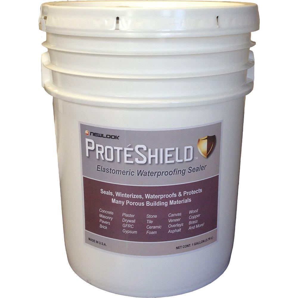 ProteShield 5 gal. Elastomeric Waterproof Sealer