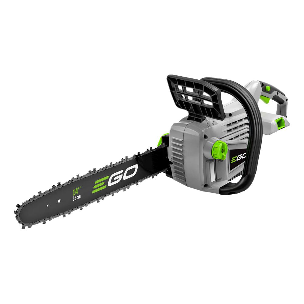 EGO 14 in. 56-Volt Lithium-Ion Cordless Chainsaw - Battery and Charger Not Included