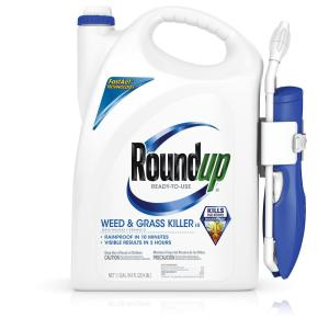 Roundup 1 33 Gal  Ready-to-Use Weed and Grass Killer Plus