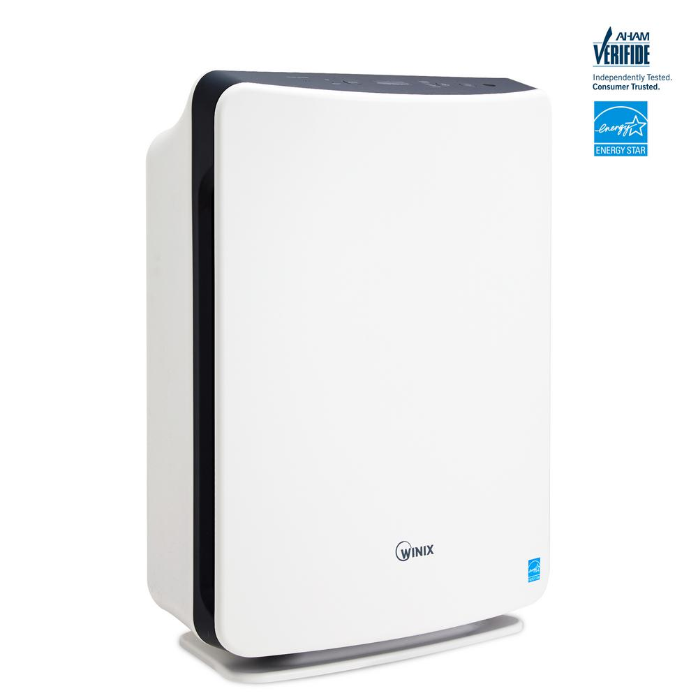D360 True HEPA 360 sq. ft. 3-Stage Air Purifier