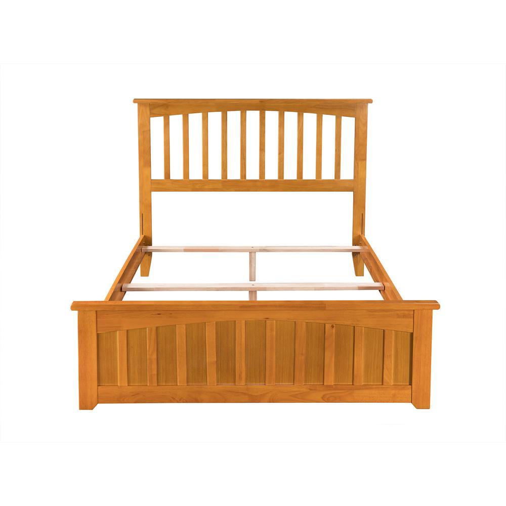 Marvelous Atlantic Furniture Mission Full Traditional Bed With Inzonedesignstudio Interior Chair Design Inzonedesignstudiocom