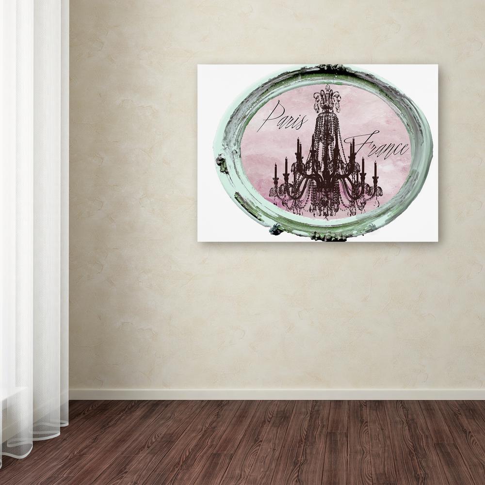 Trademark Fine Art 14 in. x 19 in. \
