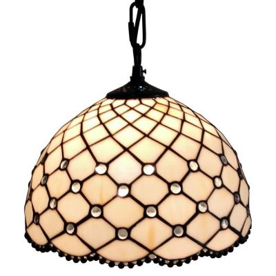 Tiffany Style Jewel Hanging Lamp