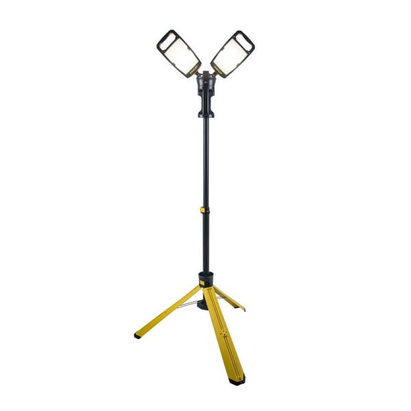 7000 Lumens Portable Corded LED Work Light