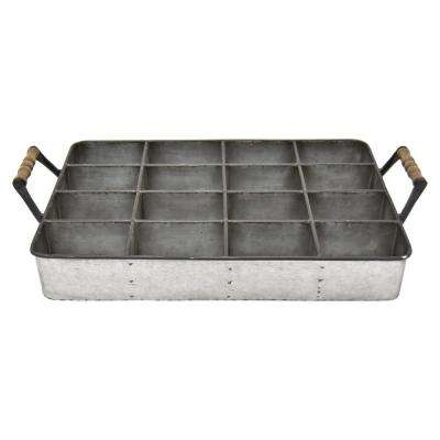 4.75 in. Galvanized Storage Unit
