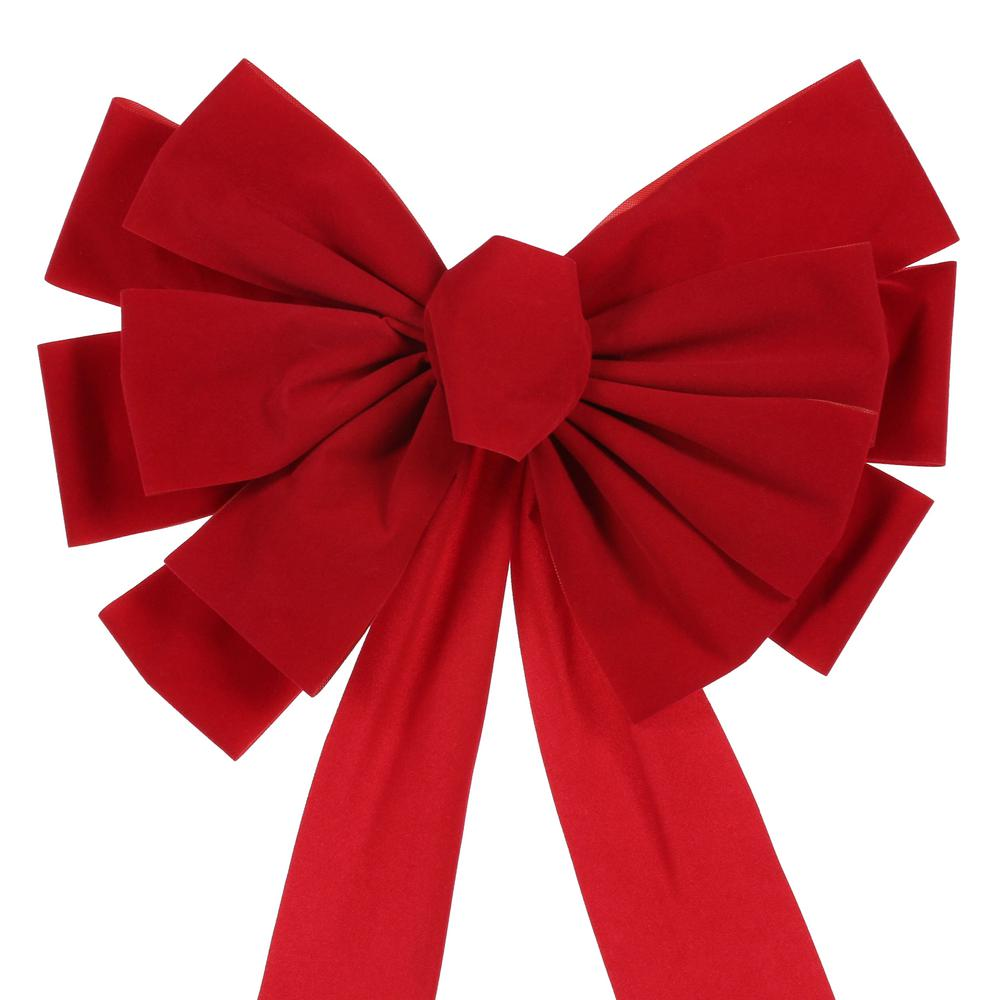 Home Accents Holiday 16 in Traditional Bow