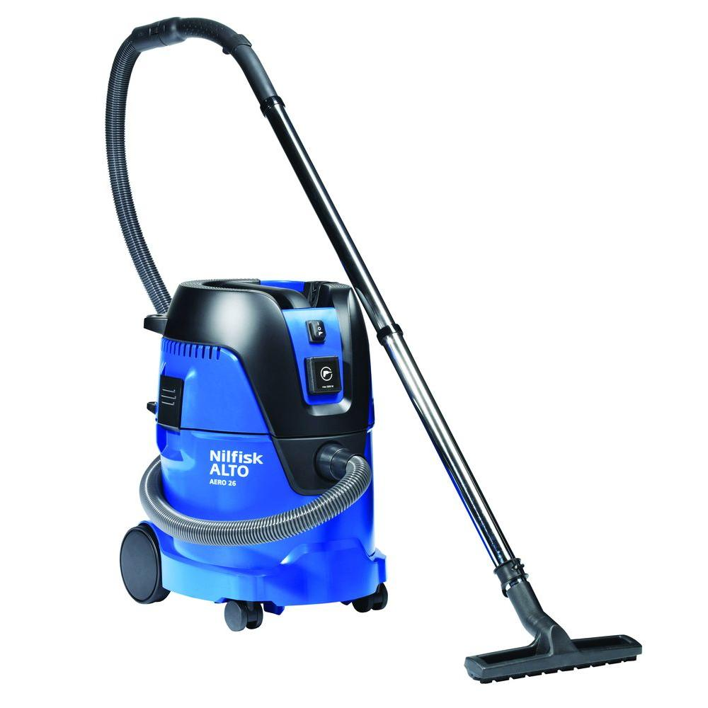 7 Gal. Tool Start Professional Wet/Dry HEPA Vac