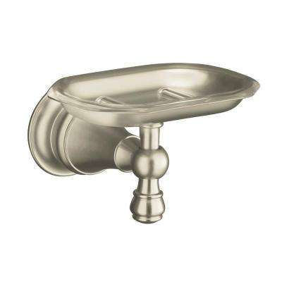 Revival Soap Dish in Vibrant Brushed-Nickel