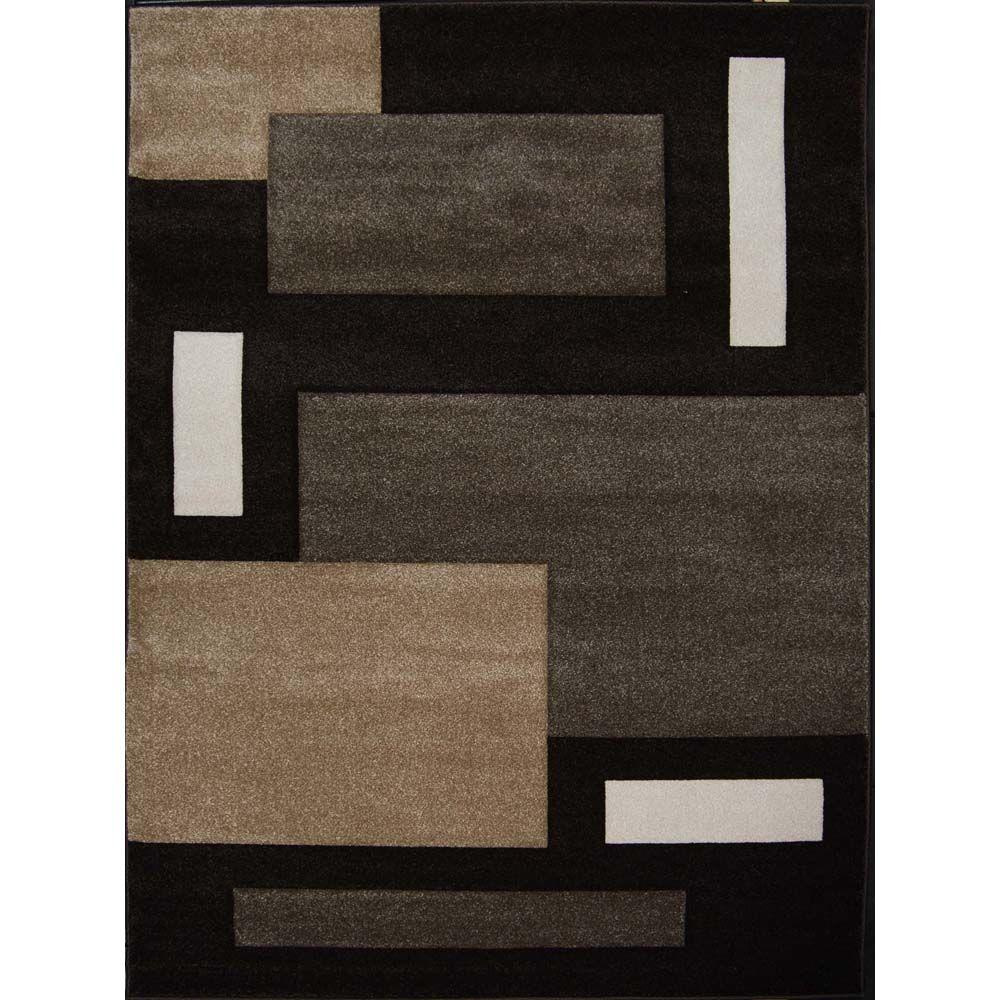 home dynamix sumatra dark brown 7 ft. 10 in. x 10 ft. 2 in. area