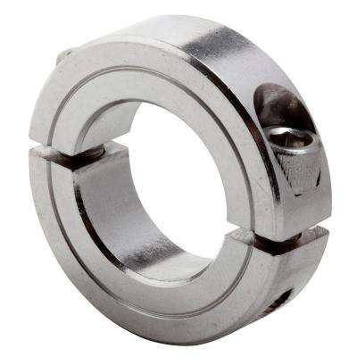 1/4 in. Bore T303 Stainless Steel Clamp Collar
