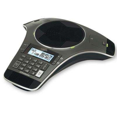 ErisStation Conference Phone with 2 Wireless Mics