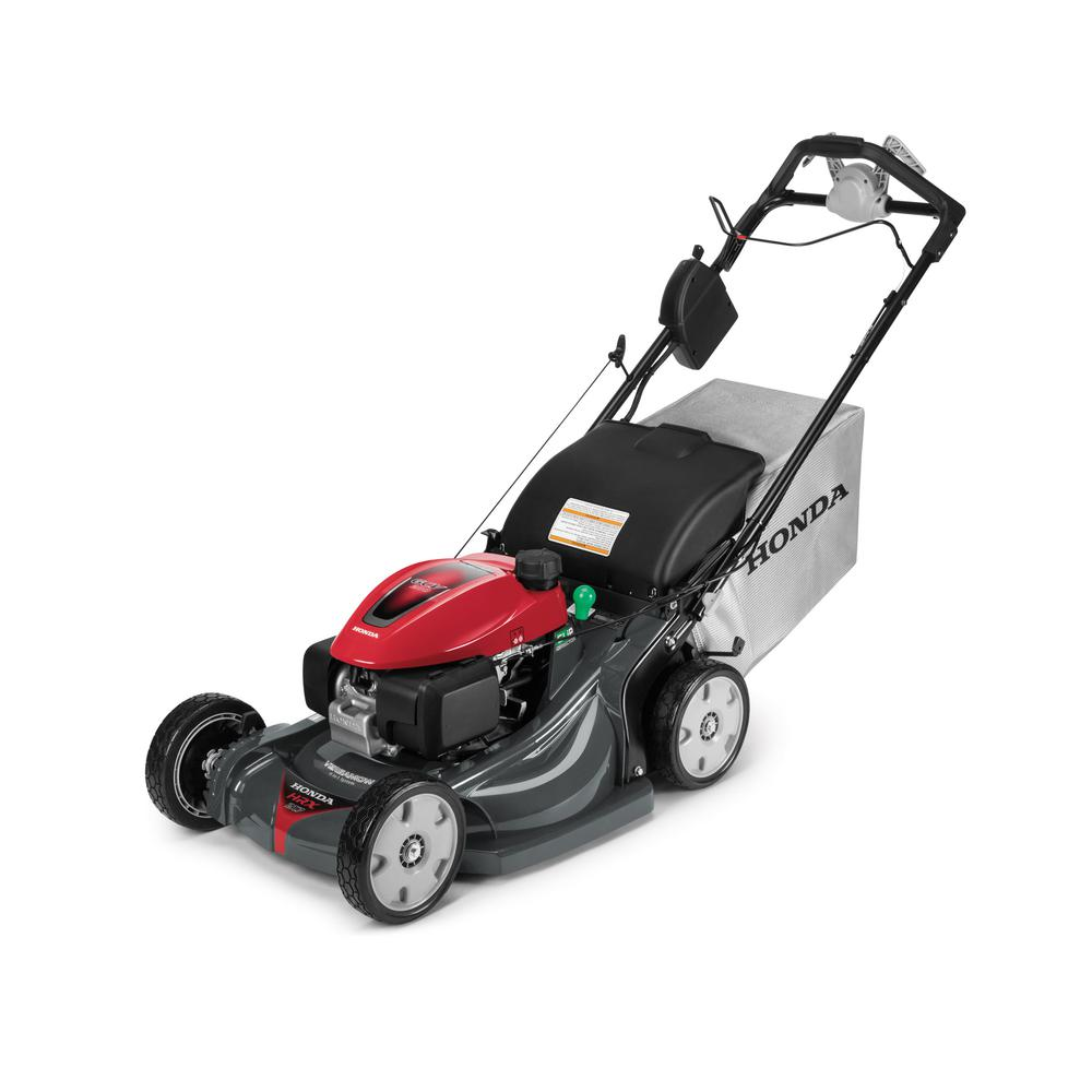 Honda 21 in. Nexite Deck 4-in-1 Select Drive Walk Behind Gas Self Propelled Mower with Electric Start