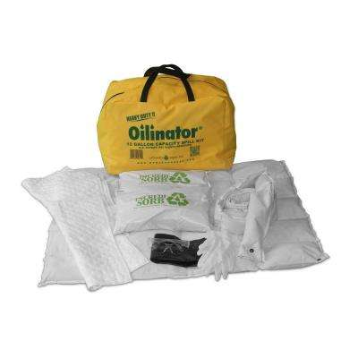 12 Gal. Heavy Duty Oil Absorbent Spill Kit