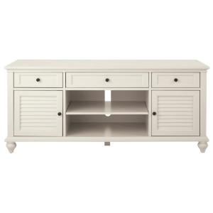Hamilton 26 in. Polar White TV Stand