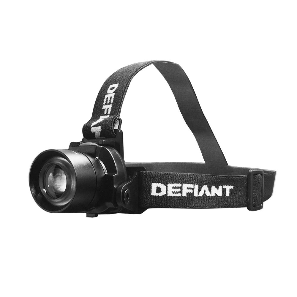 Delicieux Defiant 150 Lumen Focusing LED Headlight