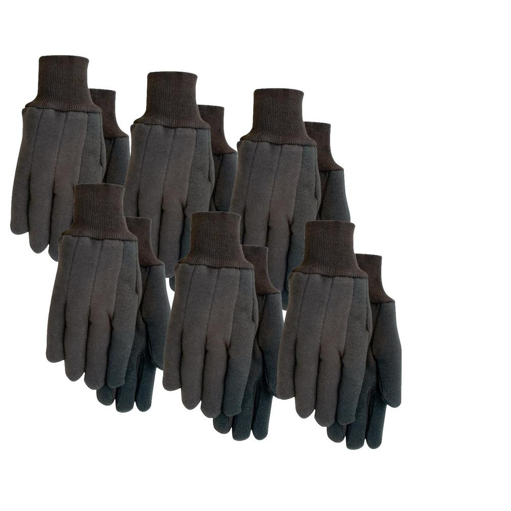 fe5f608e86bf0 Men's Jersey Gloves-3203P06-L-DS - The Home Depot