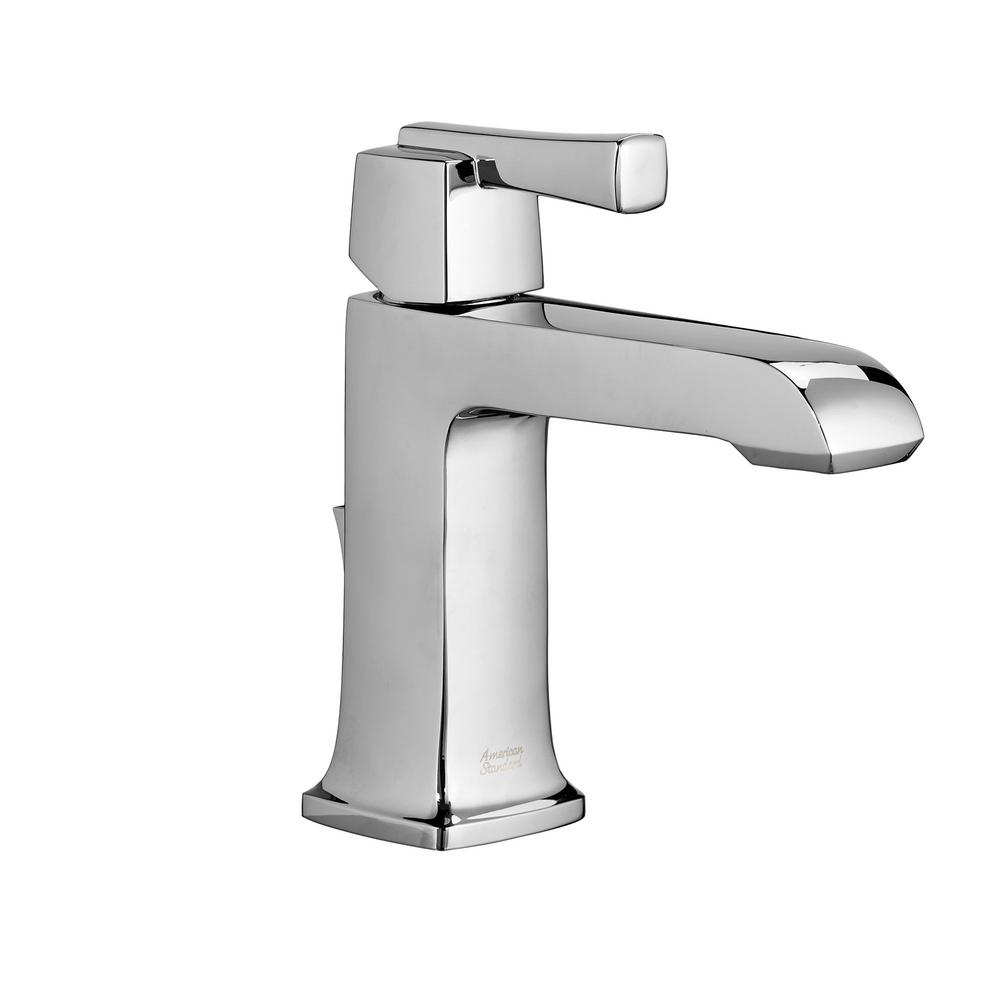 American Standard Townsend Single Hole Single Handle Bathroom Faucet With Speed Connect Drain In