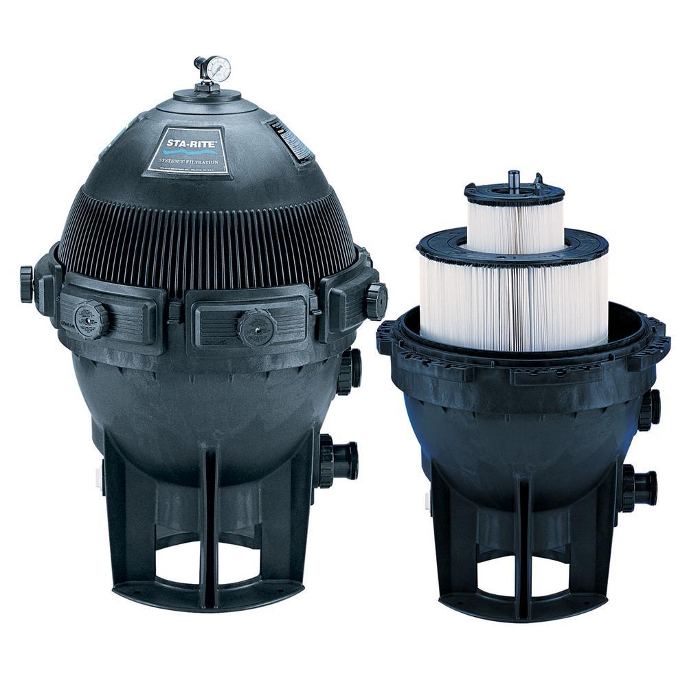 SM Series 300 sq. ft. System 3 Mod Media Filter