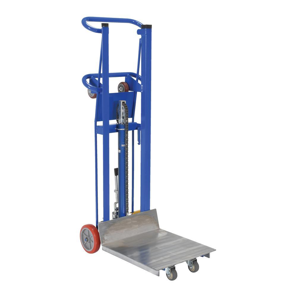 Vestil 22 in. x 20 in. 750 lb. Hydra Lift Cart