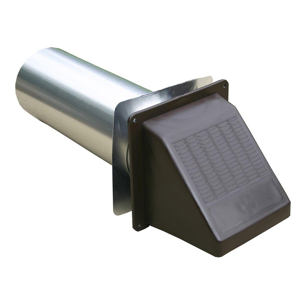 Exhaust Hoods Product ~ Speedi products in brown plastic wide mouth exhaust