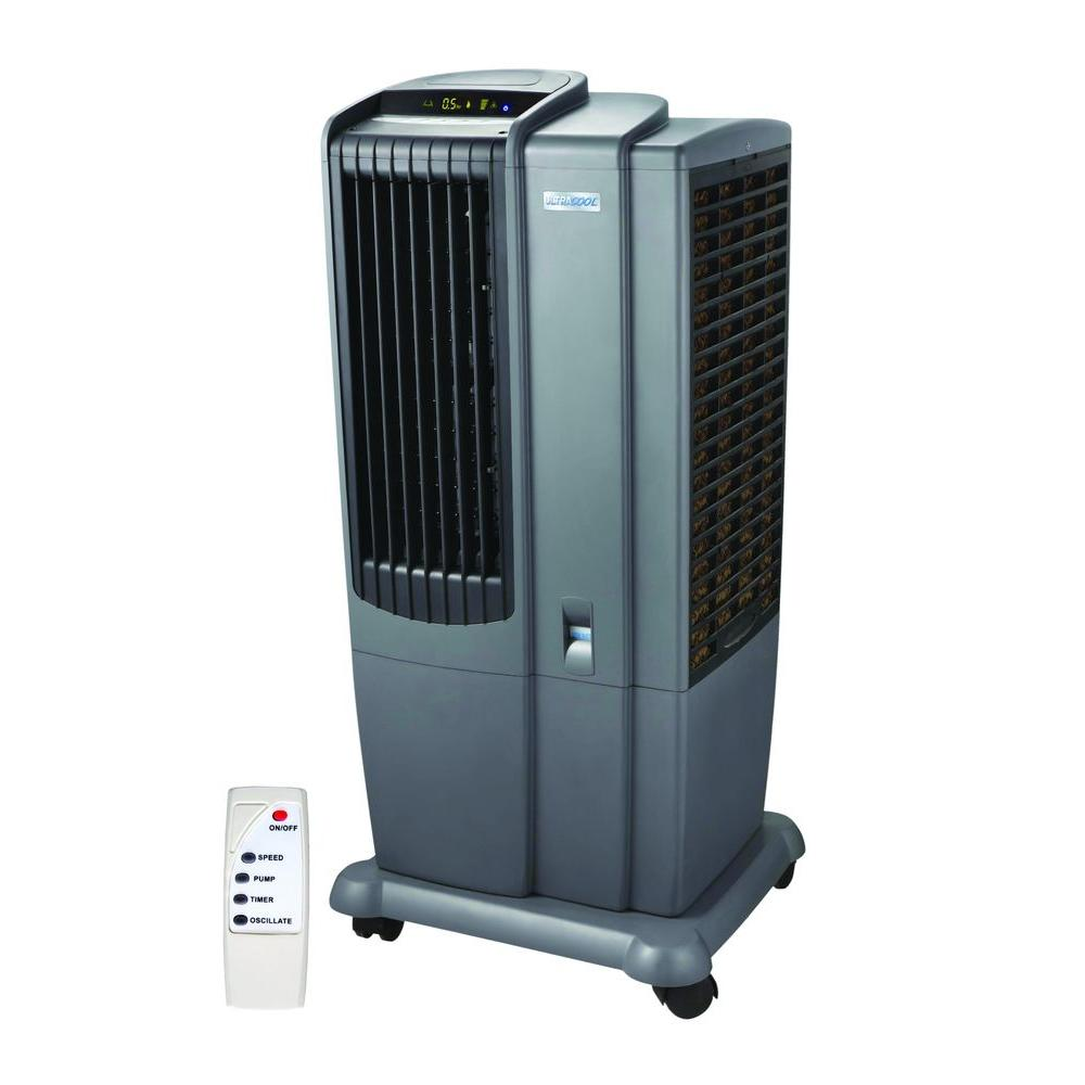 Champion Cooler UltraCool 650 CFM 3-Speed Portable Evaporative Cooler for 450 sq. ft. (with Motor)-DISCONTINUED