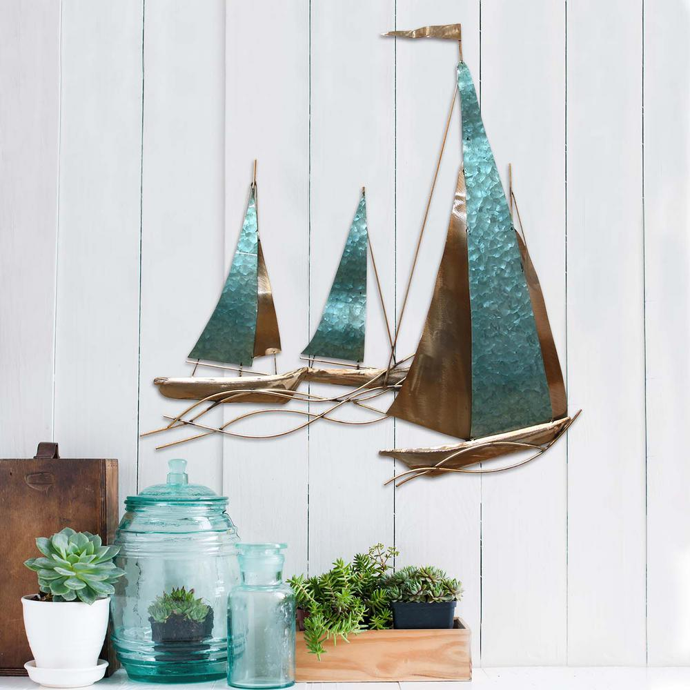 Stratton home decor stratton home decor sailboat wall for Stratton house