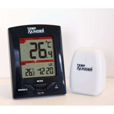 Wireless Thermometer and Clock