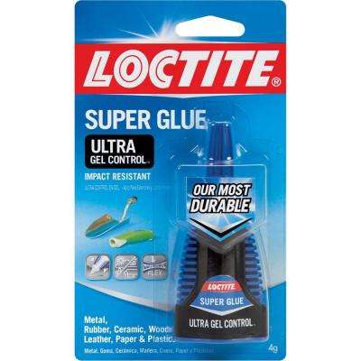 0.14 fl. oz. Ultra Gel Control Super Glue (6-Pack)