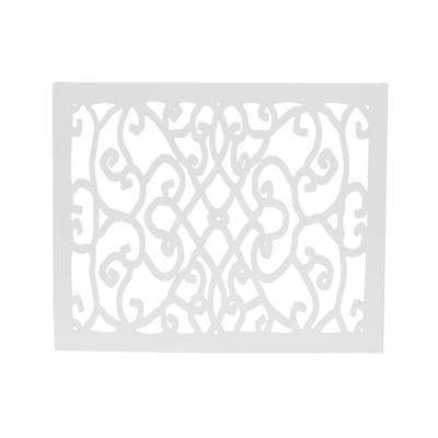 Magnetic Ceiling Vent HVAC Cover - Wine Design 24 in. x 30 in.