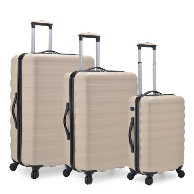Bondi 3-Piece Sand Spinner Luggage with Smart USB Port