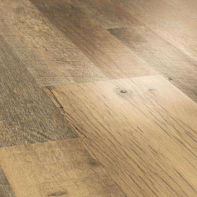 Outlast+ Natural Rebel Oak 10 mm Thick x 7-1/2 in. Wide x 54-11/32 in. Length Laminate Flooring (1015.8 sq. ft. /pallet)