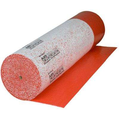 AirGuard 630 sq. ft. 40 in. x 189 ft. x 1/8 in. Value Roll of Premium 3-in-1 Underlayment with Microban