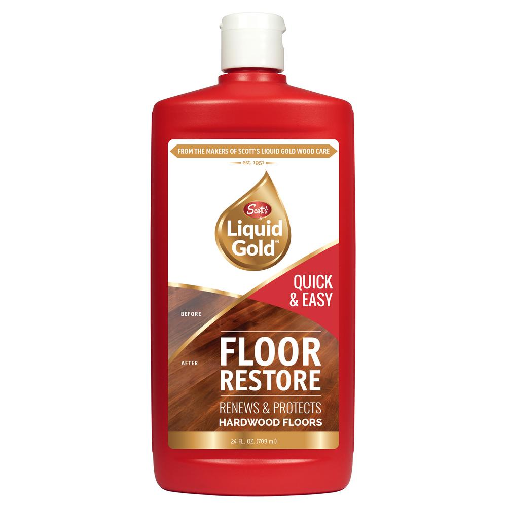 Floor Restore 24 Oz Wood Liquid Floor Cleaner Hardwood