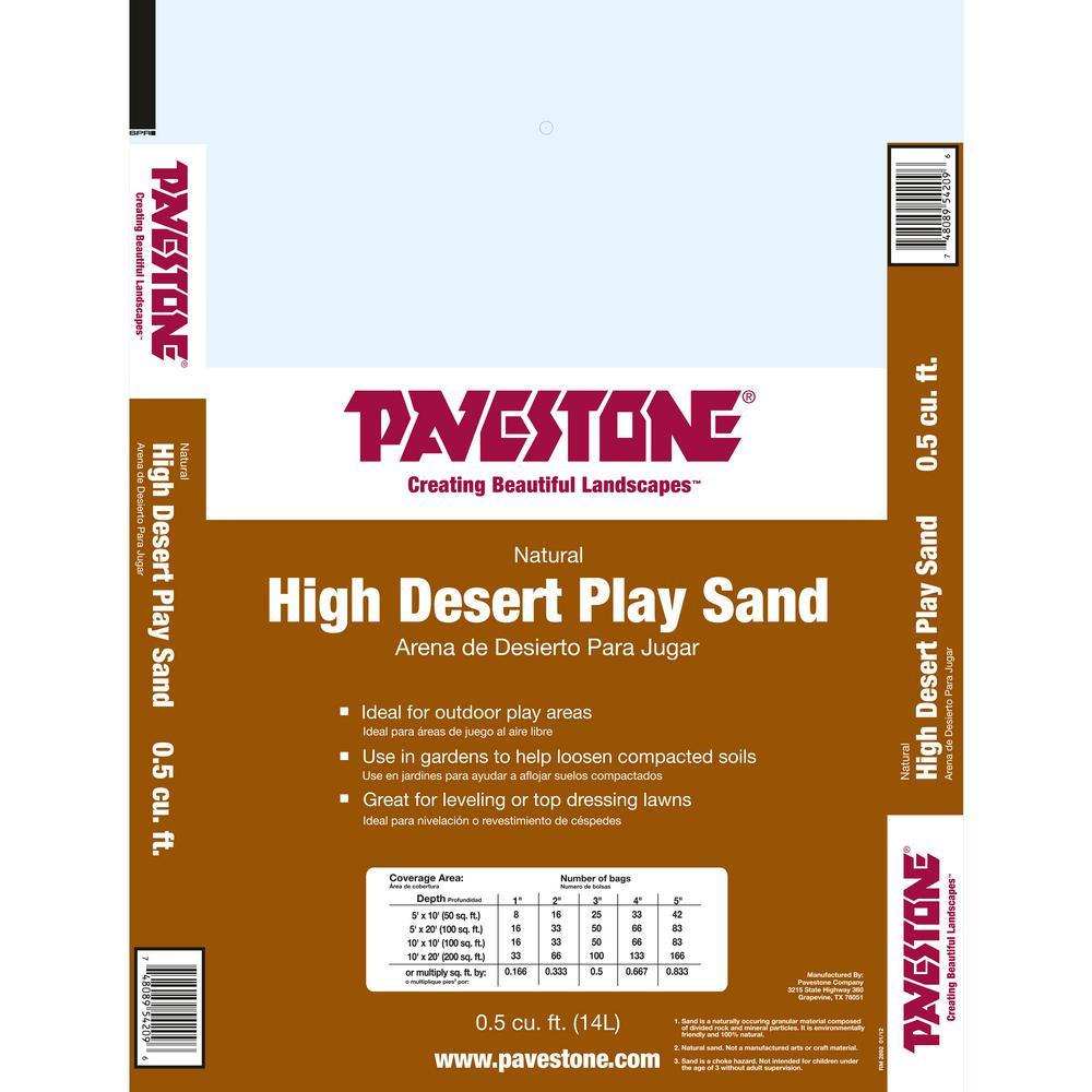 Pavestone 0 5 Cu Ft Desert Sand 54209 The Home Depot