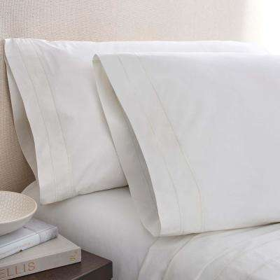 Cloud Cotton Twin Pillowcase Pair