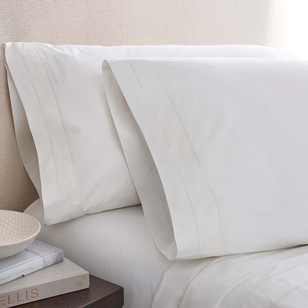 Cloud Cotton Twin Pillowcase Pair