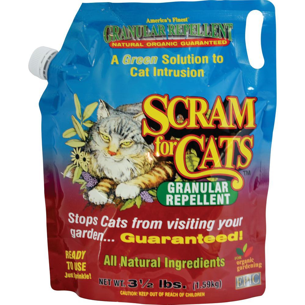 3.5 lbs. Granular Cat Repellent Bag