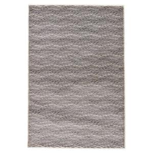 Jaipur Rugs Charcoal Gray 2 ft. x 3 ft. 11 inch Geometric Accent Rug by Jaipur Rugs