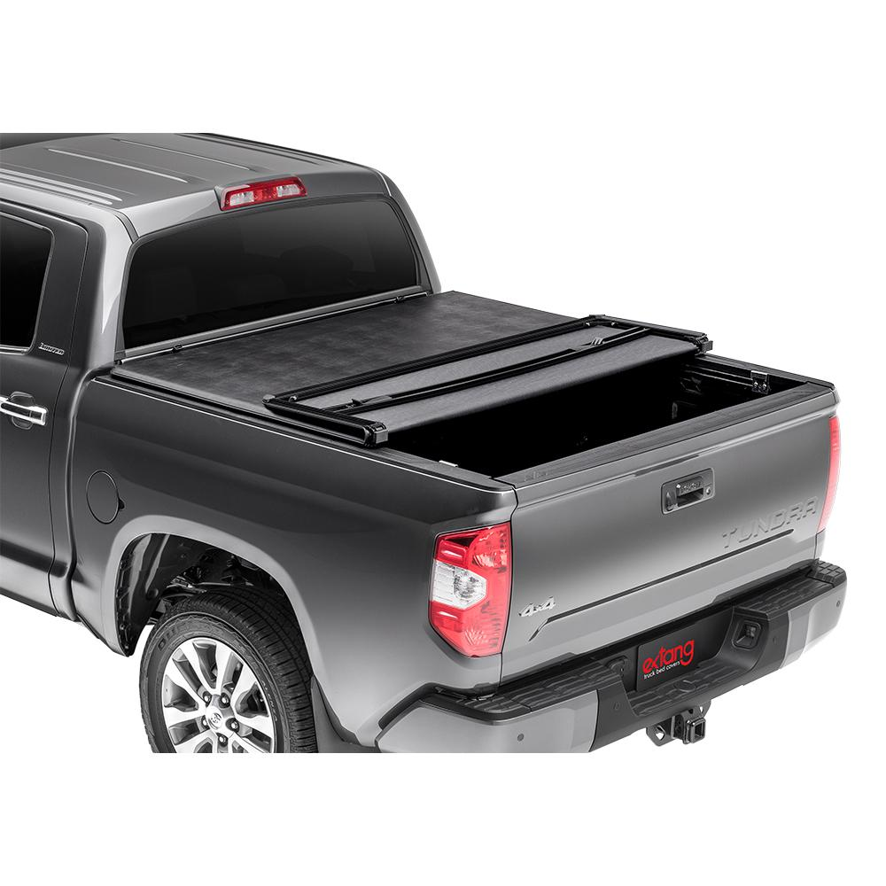 Extang Trifecta 2 0 Tonneau Cover For 14 19 Toyota Tundra 6 Ft 6 In Bed Without Deck Rail System 92465 The Home Depot
