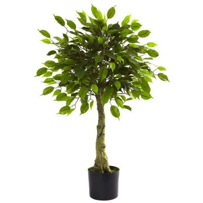 3 ft. UV Resistant Indoor/Outdoor Ficus Tree