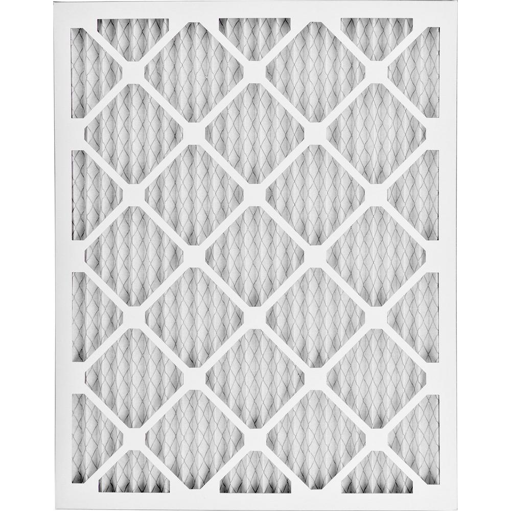 20 in. x 24 in. x 1 in. Pleated MERV 10 - FPR 7 Air Filter (3-Pack)
