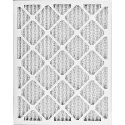 20 in. x 30 in. x 1 in. Pleated MERV 10 - FPR 7 Air Filter (3-Pack)