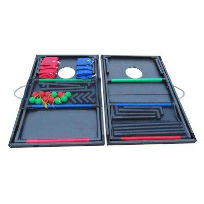 2-In-1 Tournament Bag Toss and Ladder Toss