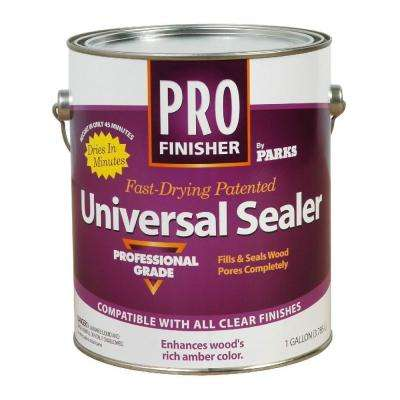 Pro Finisher 1 gal. Clear Flat Universal  Sealer (4-Pack)
