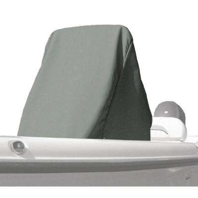 40 in. Polyester Center Console Cover, Gray
