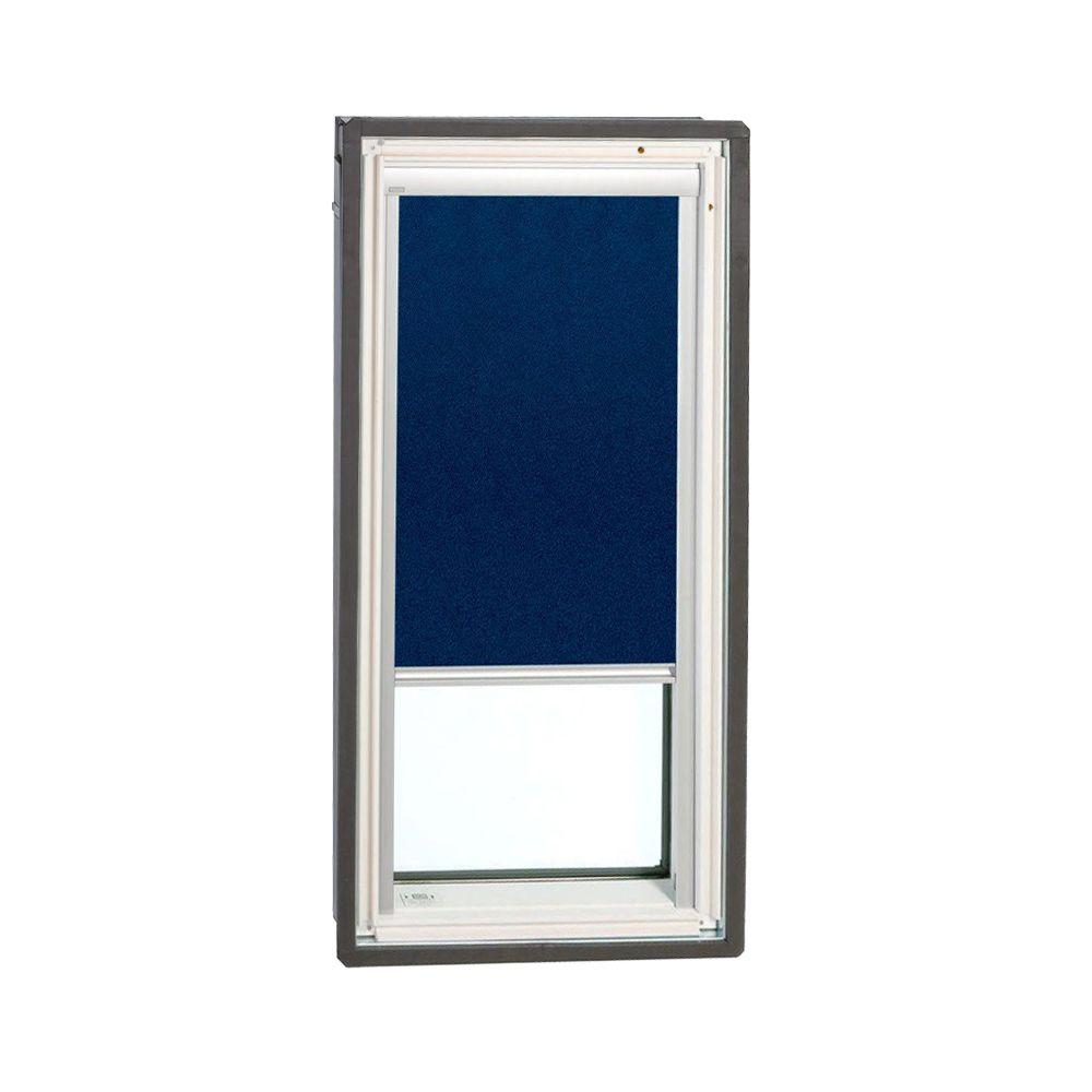 VELUX Dark Blue Manually Operated Blackout Skylight Blinds for FS D26 Models